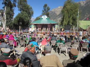 a glimpse of tribal festival kinnaur