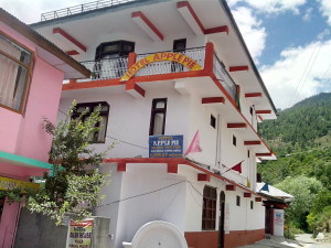 hotel apple pie kalpa- hotels in kalpa