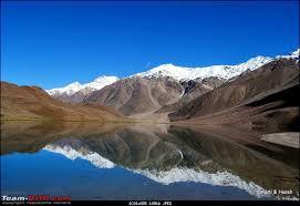 chandrtal lake